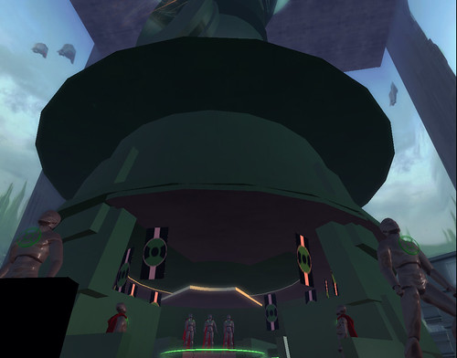 Green Lantern Homeworld Second Life