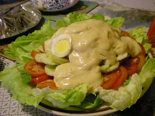 CNY 2011 - salad