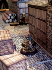 Neverborn in the Alley