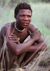 Bushmen, Botswana