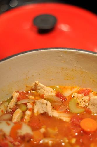 stew after