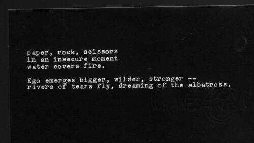 self poem