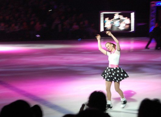 Joannie Rochette - Stars On Ice