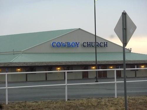 Cowboy Church 1