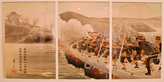 Getsuzo - Our Force Crossed the Yalu River - 1...