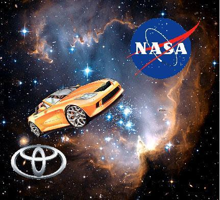 NASA Clears Toyota for Takeoff