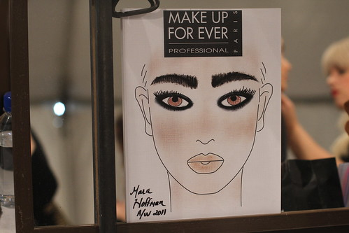 MARA HOFFMAN FALL 2011 BACKSTAGE (8)