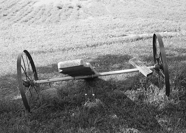 SeeSaw in Old Barns, Nova Scotia