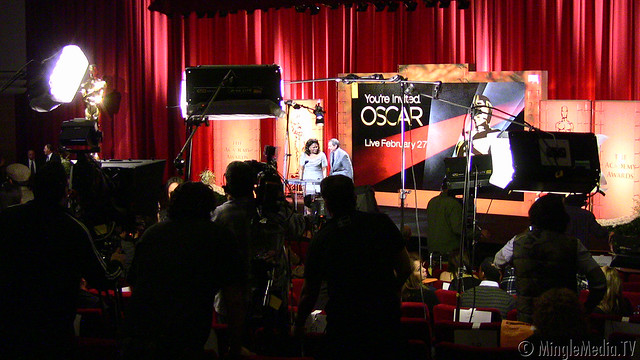 Academy Awards for outstanding film achievements of 2010 will be presented on Sunday, February 27, 2011