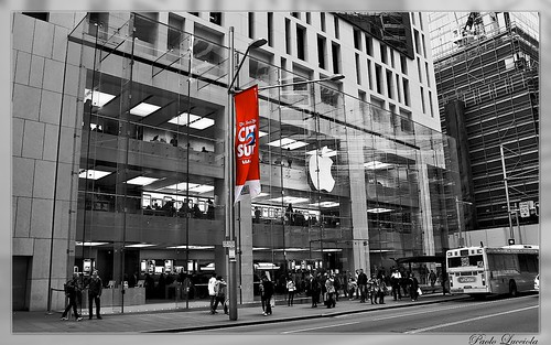 Sydney - Apple Store