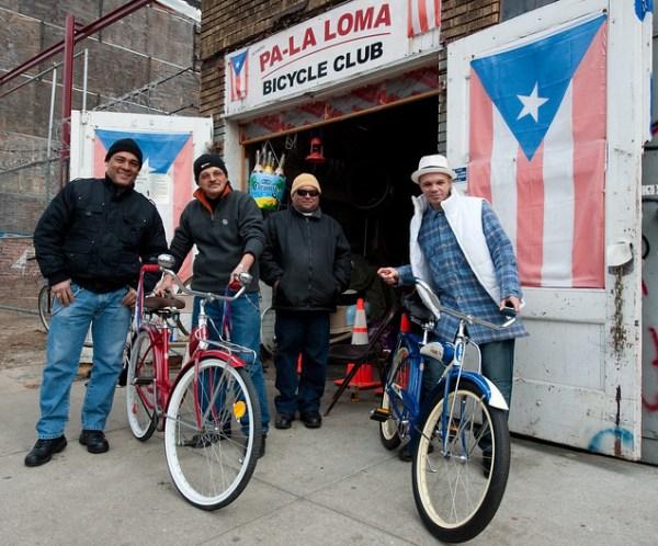 PA-LA LOMA Bicycle Club: Bushwick Brooklyn
