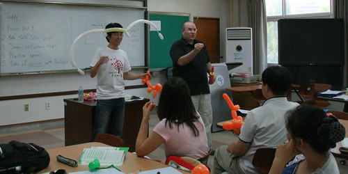 2009 Teach English in English In-service Program, South Korea II by Serenity in China