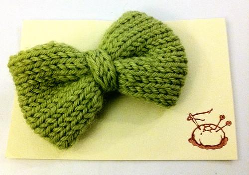 Pin Wool Olive