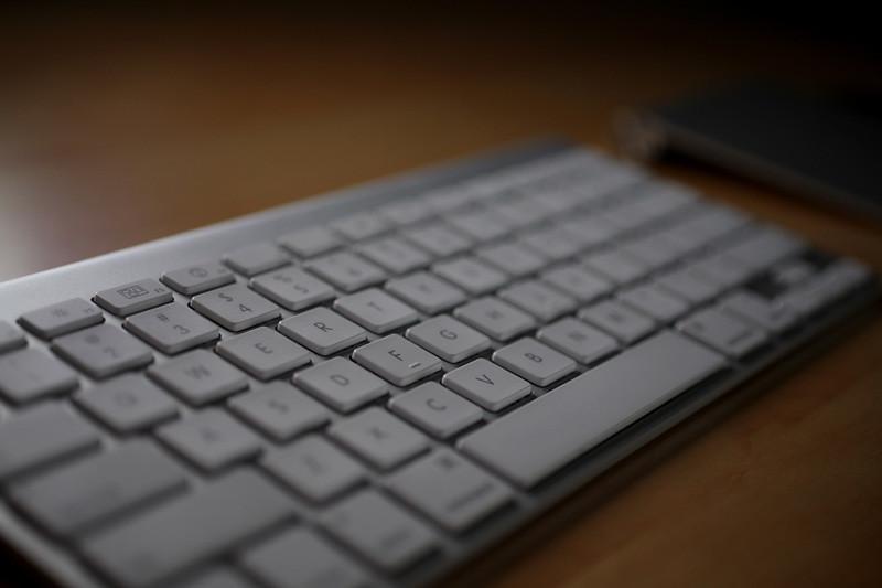 Keyboard Trackpad