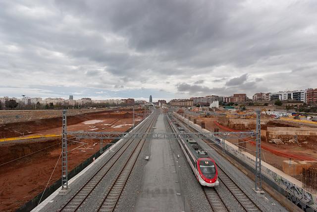 Pont del Treball - Sur - 14-03-11
