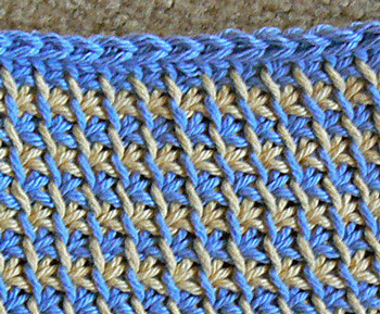 Parrot Tail stitch