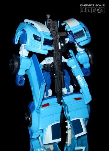 Transformers Generations Blurr