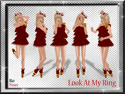 Ro.Poses: LookAtMyRing