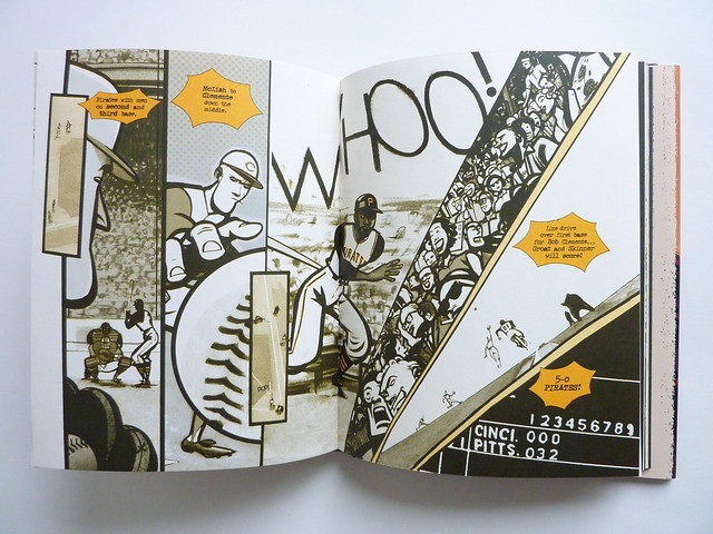 21: The Story of Roberto Clemente by Wilfred Santiago - pages