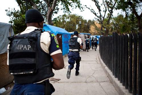 Police-Running