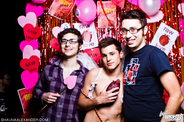 A RAW VDay with BYGays-3996