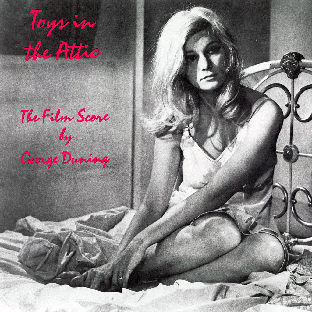 George Duning - Toys in the Attic