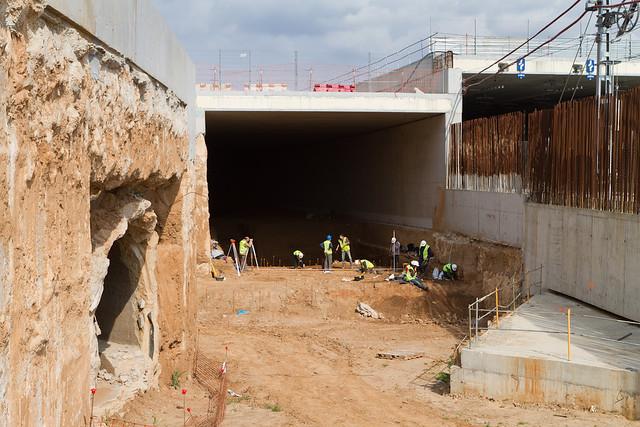 Trabajos arqueológicos en la frontera de las Utes / Onze Setembre - 02-03-11