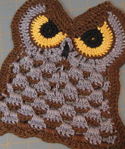 owliepotholder