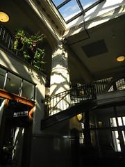 Grove Arcade Interior