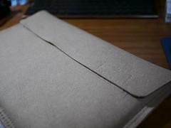 20110215:MacBook Air 11用ケースをつくろう03