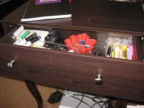 modular drawer