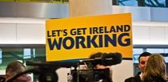 Fine Gael - Let's Get Ireland Working