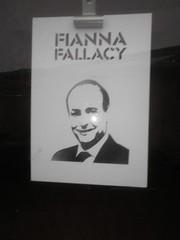 Fianna Fallacy