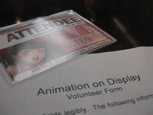 Animation on Display 2011