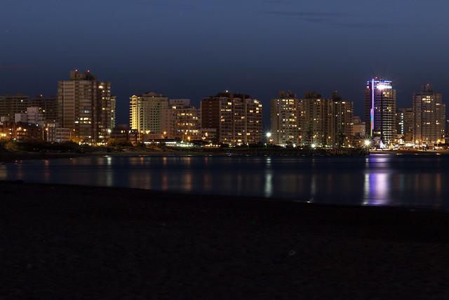 Punta del Este Downtown Skyline | 110308-1813-jikatu