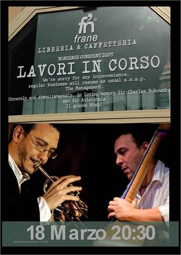 Jazz@Lavori in Corso 18 marzo 2011 by cristiana.piraino