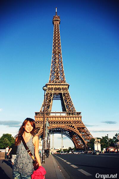 2016.10.09 | 看我的歐行腿| 艾菲爾鐵塔,五個視角看法國巴黎市的這仙燈塔 16