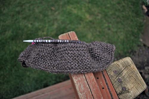 20|365 Garter stitch.