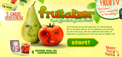 fruitalizer