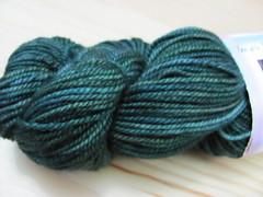 iod- winterbark green - macro