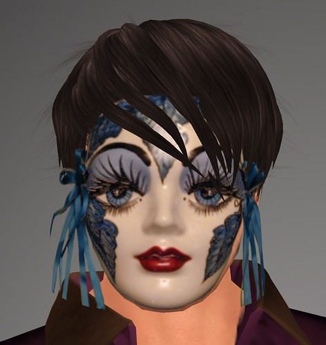 MASQUERADE MASK Female