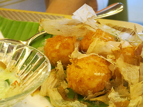Fried Squid Balls