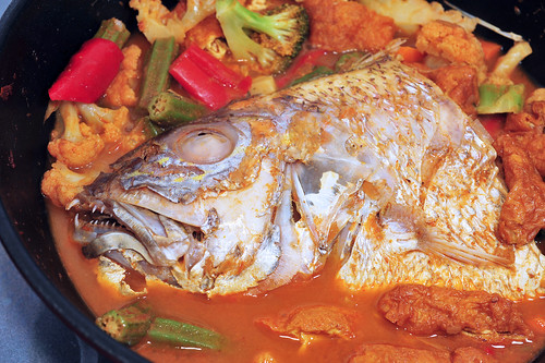 Assam Fish Head 阿叁鱼头