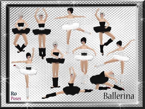 Ro.Poses: Ballerina