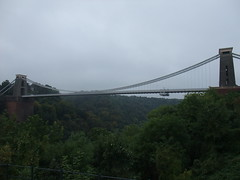Bristol - Clifton Suspension Bridge (2)
