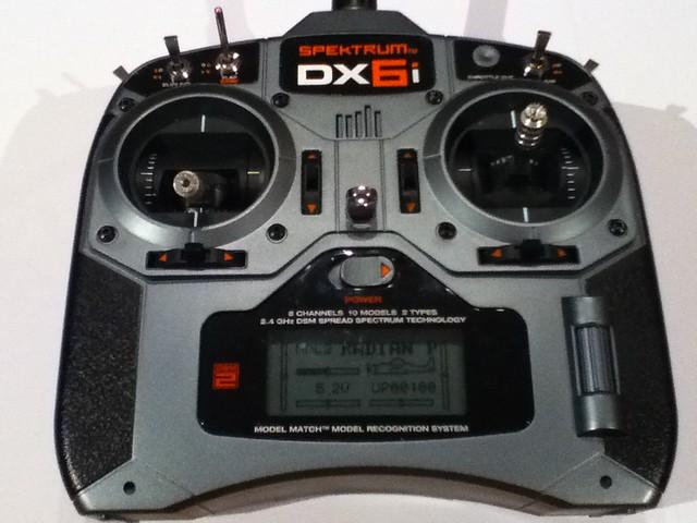 DX6i Setup for Radian Pro | PillowInTheSky's Blog