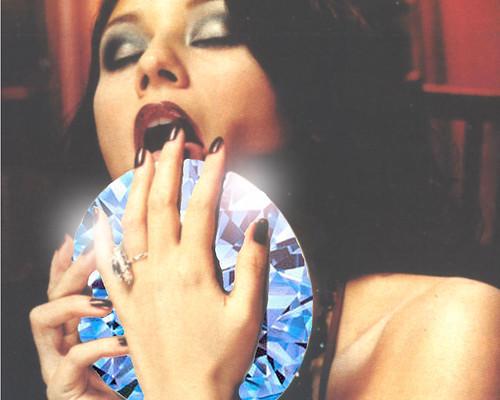 diamond licker