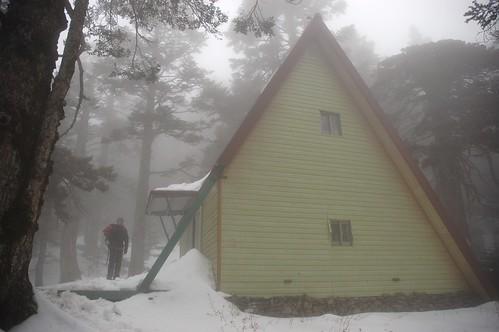 The Holy Ridge - Sumida Cabin
