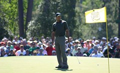 Tiger Woods courtesy of Wikipedia Commons