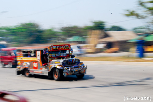 Passenger Jeepney by israelv